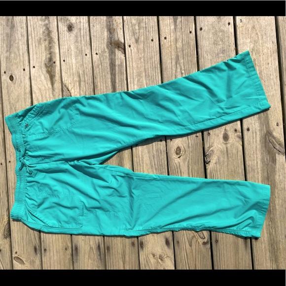 Healing Hands Scrub pants XL Green